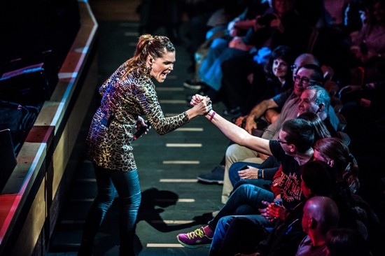 Beth Hart - Live Review 1 photo by John Bull