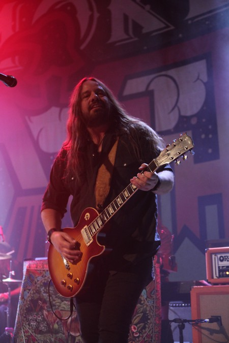 Blackberry Smoke Live 1