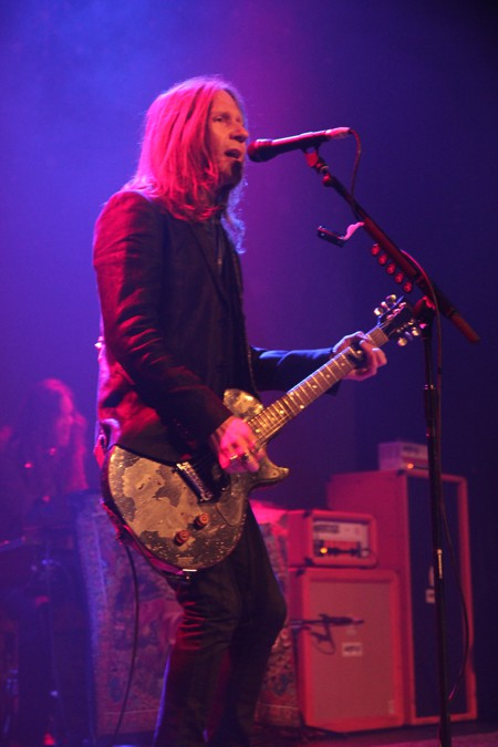 Blackberry Smoke Live 2