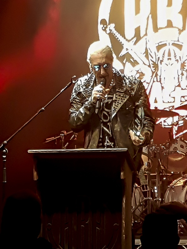Hard Rock Hell Awards 2017 - Dee Snider - Live