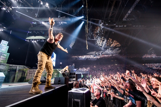 Iron Maiden - Live Review 1