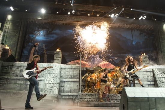 Iron Maiden - Live Review 2