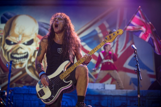 Iron Maiden - Live Review 3