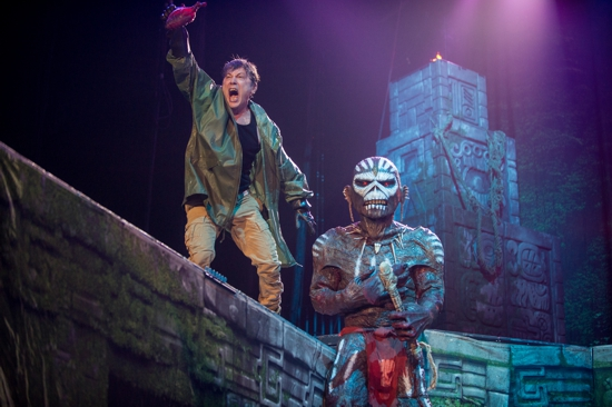 Iron Maiden - Live Review 4