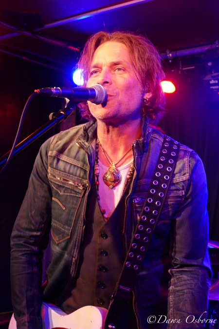 Mike Tramp - Live Review 1