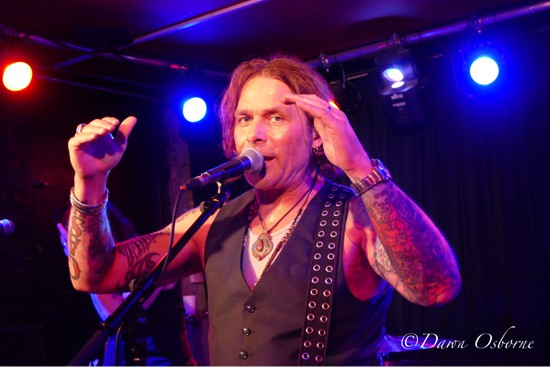 Mike Tramp - Live Review 2