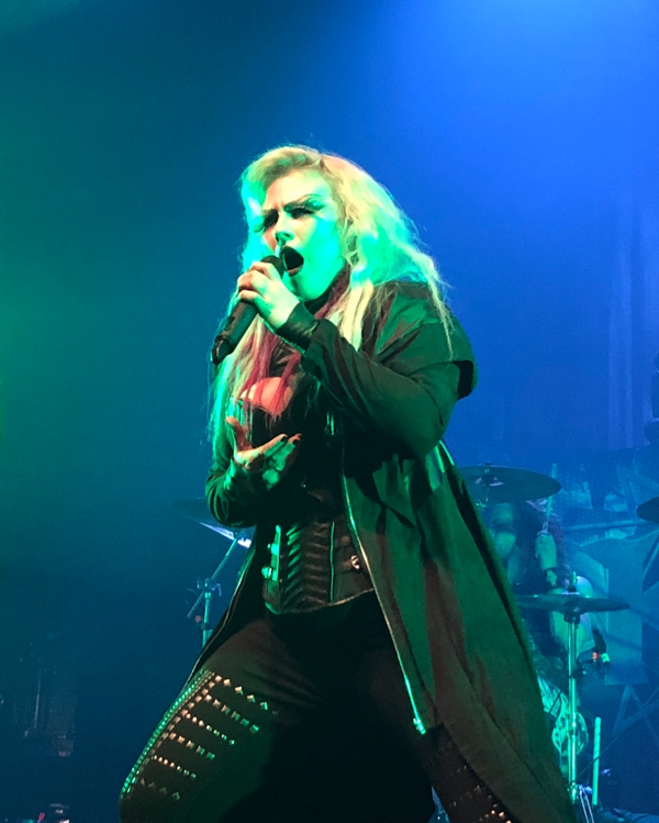 Battle Beast Live Montreal