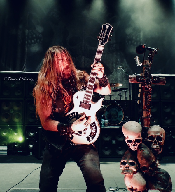 Black Label Society Live 1