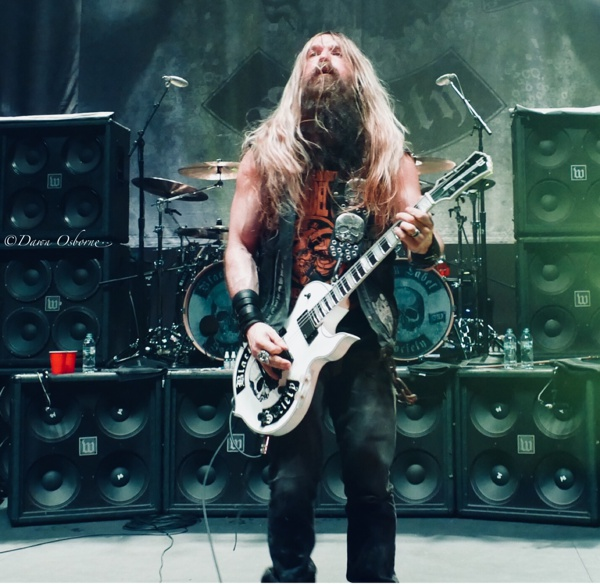 Black Label Society Live 2