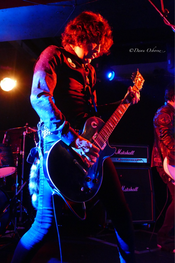 Bulletboys Live