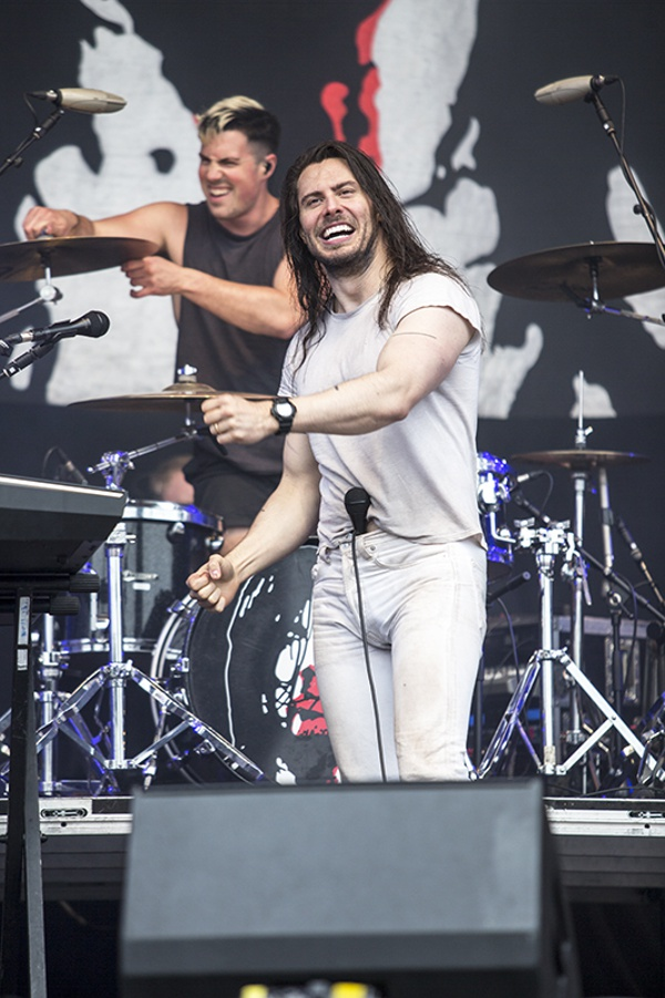 Download Festival 2018 Andrew WK Live 1