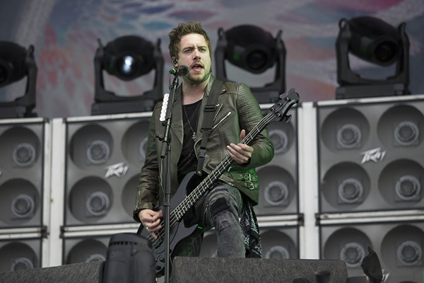 Download Festival 2018 Bullet For My Valentine Live 1