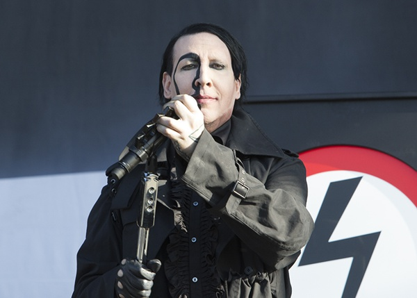 Download Festival 2018 Marylin Manson Live 1