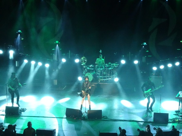 Halestorm Avatar MAchester Apollo Live 4