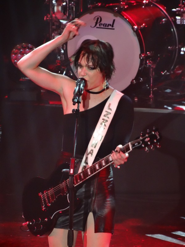 Halestorm Avatar MAchester Apollo Live 7