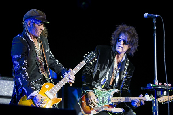 Hollywood Vampires Live 4