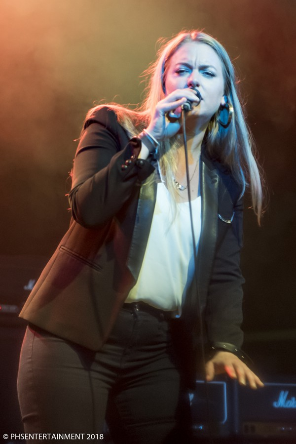 Jo Harman HRH CROWS 2018 Live