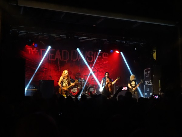 Picturedrome The Dead Daisies Live 2