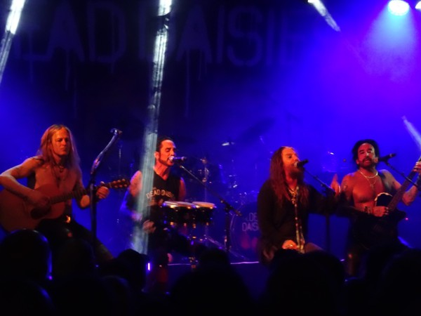 Picturedrome The Dead Daisies Live 3