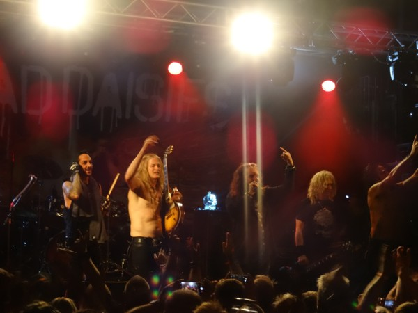 Picturedrome The Dead Daisies Live 4