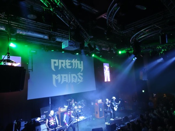 Rockingham 2018 Pretty Maids
