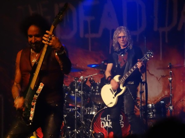 The Dead Daisies Sheffield Live 2