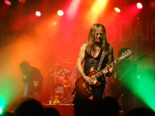 The Dead Daisies Sheffield Live 5
