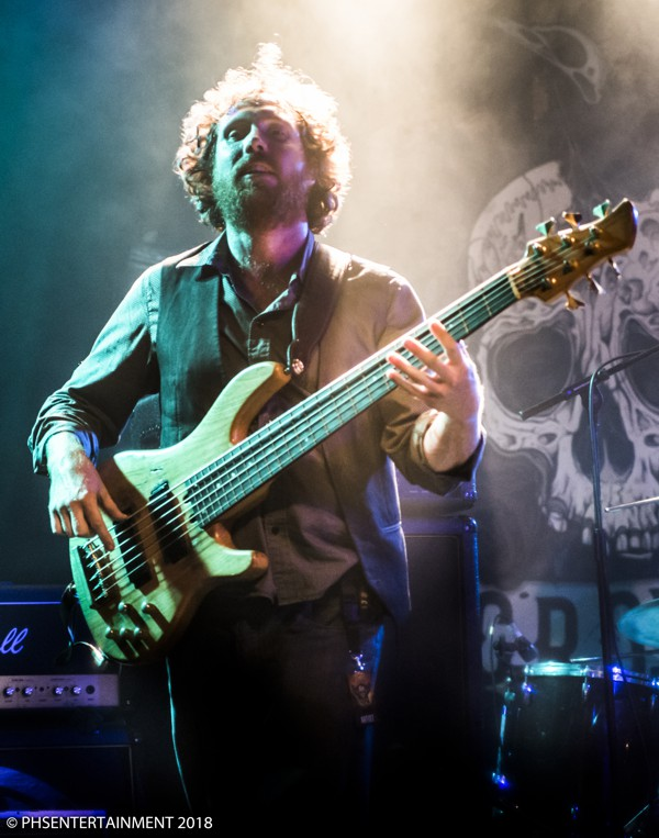 Wille and The Bandits HRH CROWS 2018 Live