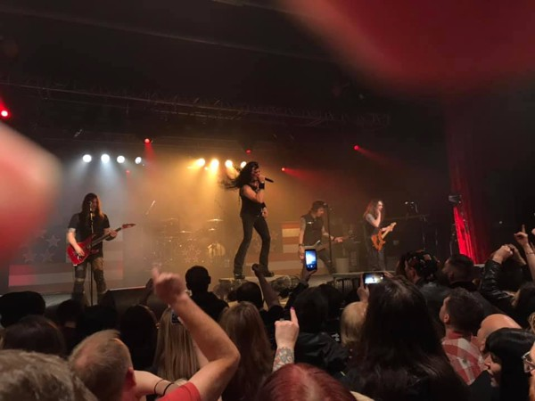 Skid Row Sheffield 2019 Live