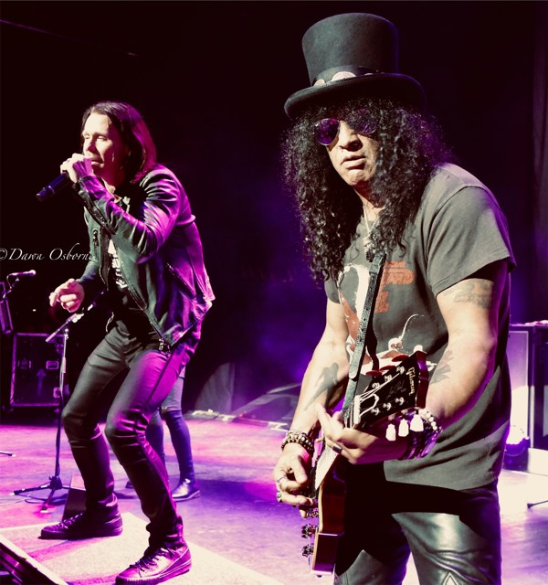 Slash featuring Myles Kennedy And The Conspirators Live 2