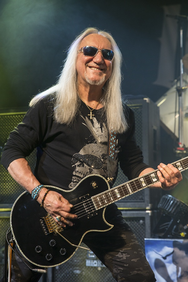 Uriah Heep Live Rock City 1