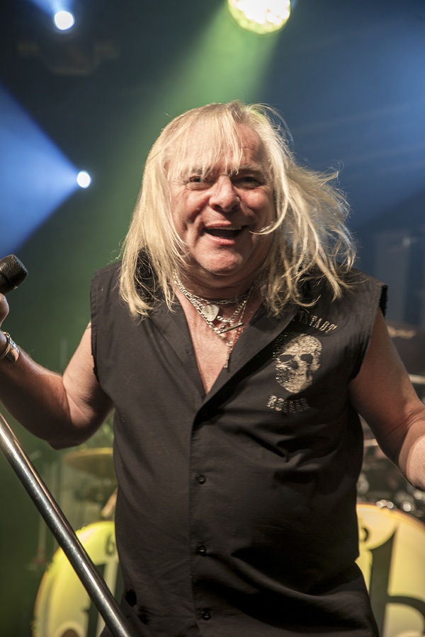 Uriah Heep Live Rock City 2