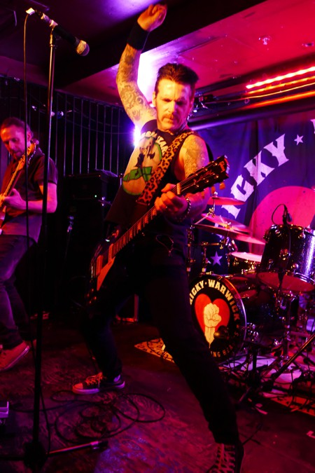 Ricky Warwick Live Review Photo by Dawn Osborne