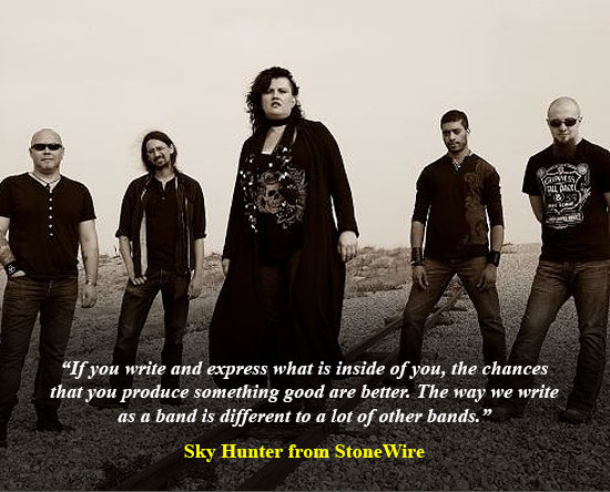 Stonewire Interview