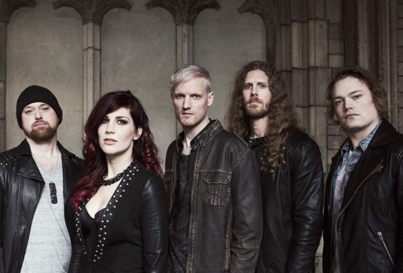 delain interview