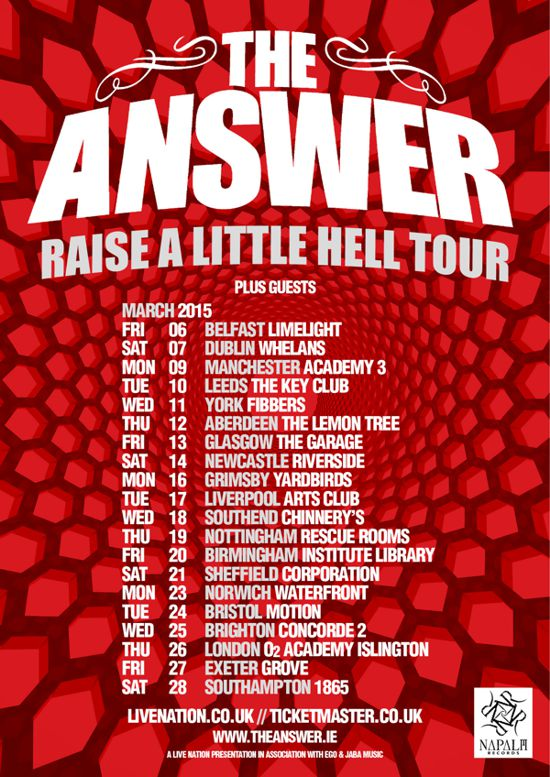 The-Answer-UK-Tour-Poster