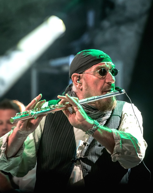 Ian Anderson Jethro Tull Interview