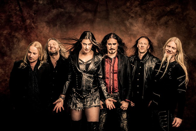 Nightwish Floor Jansen Rocktopia Interview