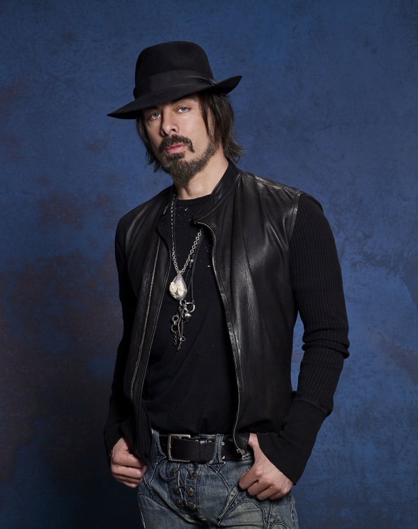 Richie Kotzen Rocktopia Interview Photo By Larry Dimarzio