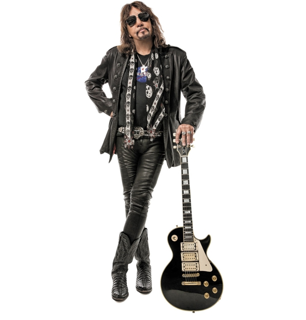 Ace Frehley - Interview Fireworks Magazine
