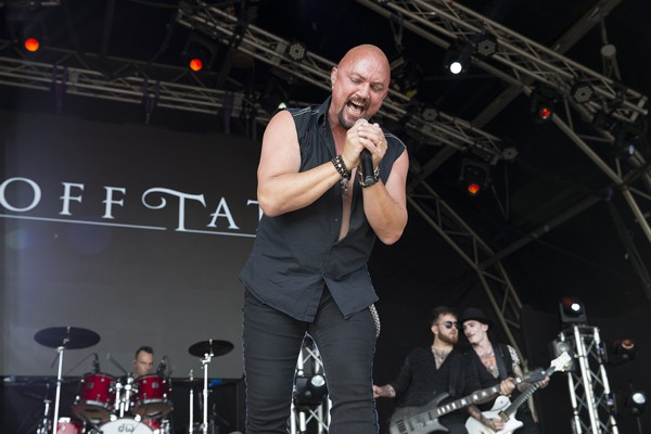 Stonedeaf Festival 2019 Geoff Tate Live