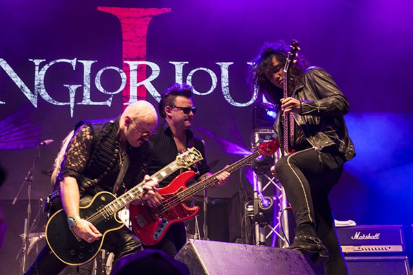 Stonedeaf Festival 2019 Inglorious Live