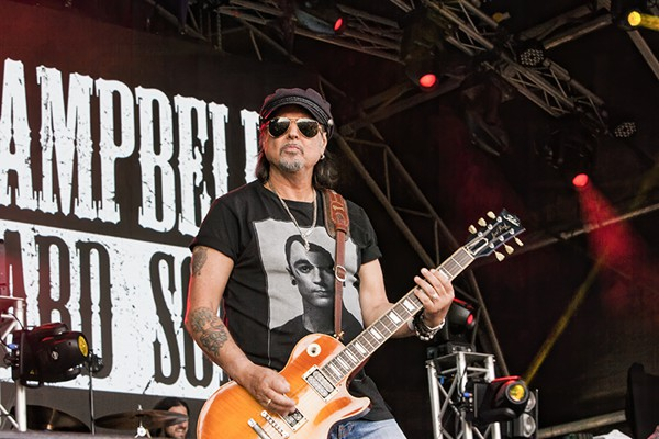 Stonedeaf Festival 2019 Phil Campbell And The Bastard Sons Live