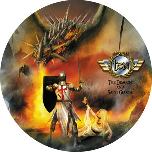 Ten The-Dragon-And-Saint-George Picture-Disc News 2