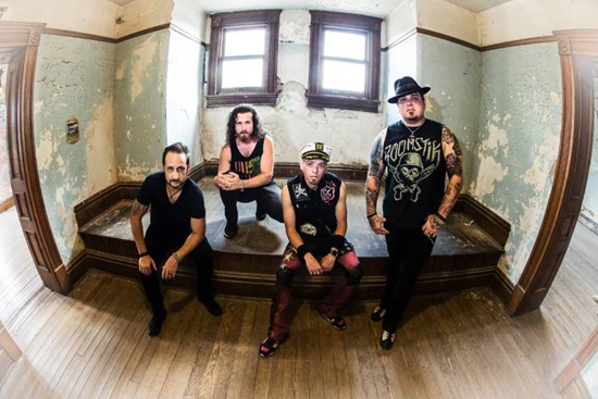 Black Stone Cherry News
