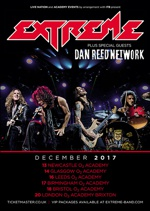 Extreme - Dan Reed Network - 2017 UK Tour Thumb