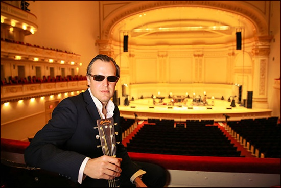 Joe Bonamassa Carnegie Hall News
