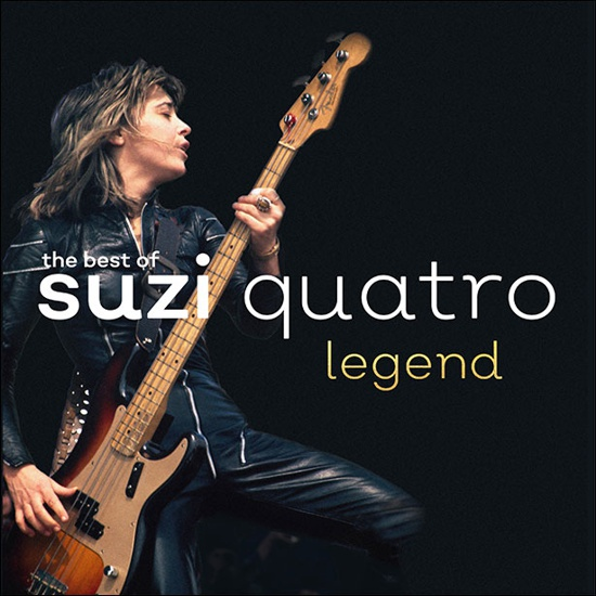 Suzi Quatro - Best of Legend