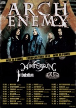 Arch Enemy Wintersun Tour 2018 Thumb