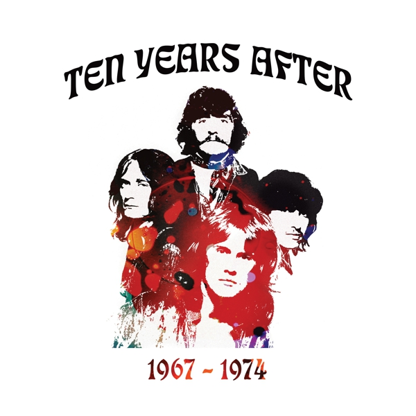Ten Years After - 1967 - 1974